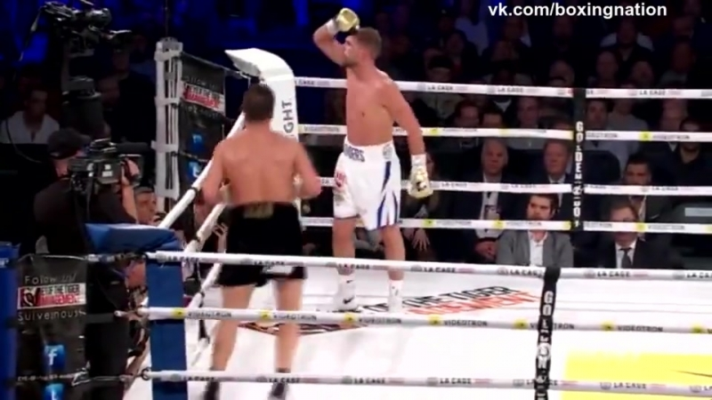 Saunders. boxingnation