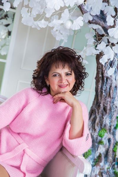 Марина Гафурова