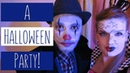 Halloween House Party! - Lilla, Student vlogger