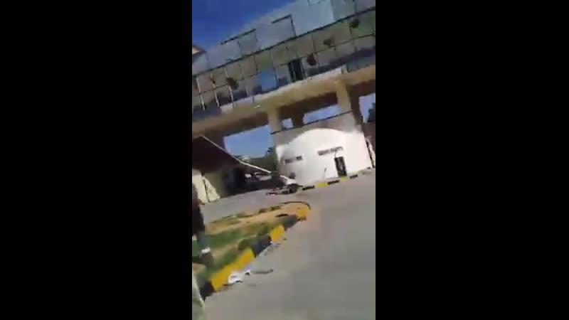 10.04.19 - Взятие ЛНА лагеря Ярмук южнее Триполи