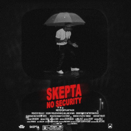 Skepta альбом No Security