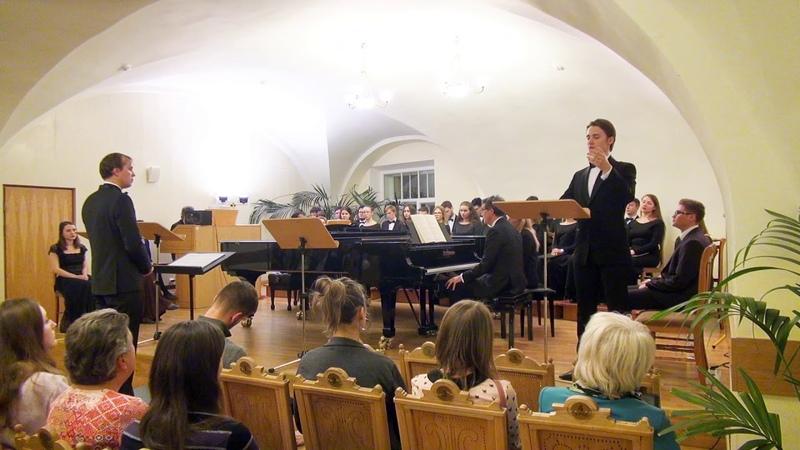 Rossini-Petite messe solennelle Quoniam tu solus sanctus,15.11.18.