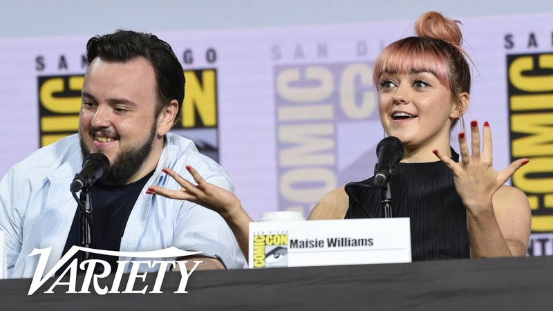 Game of Thrones - Comic Con 2019 Hall H - Full Panel