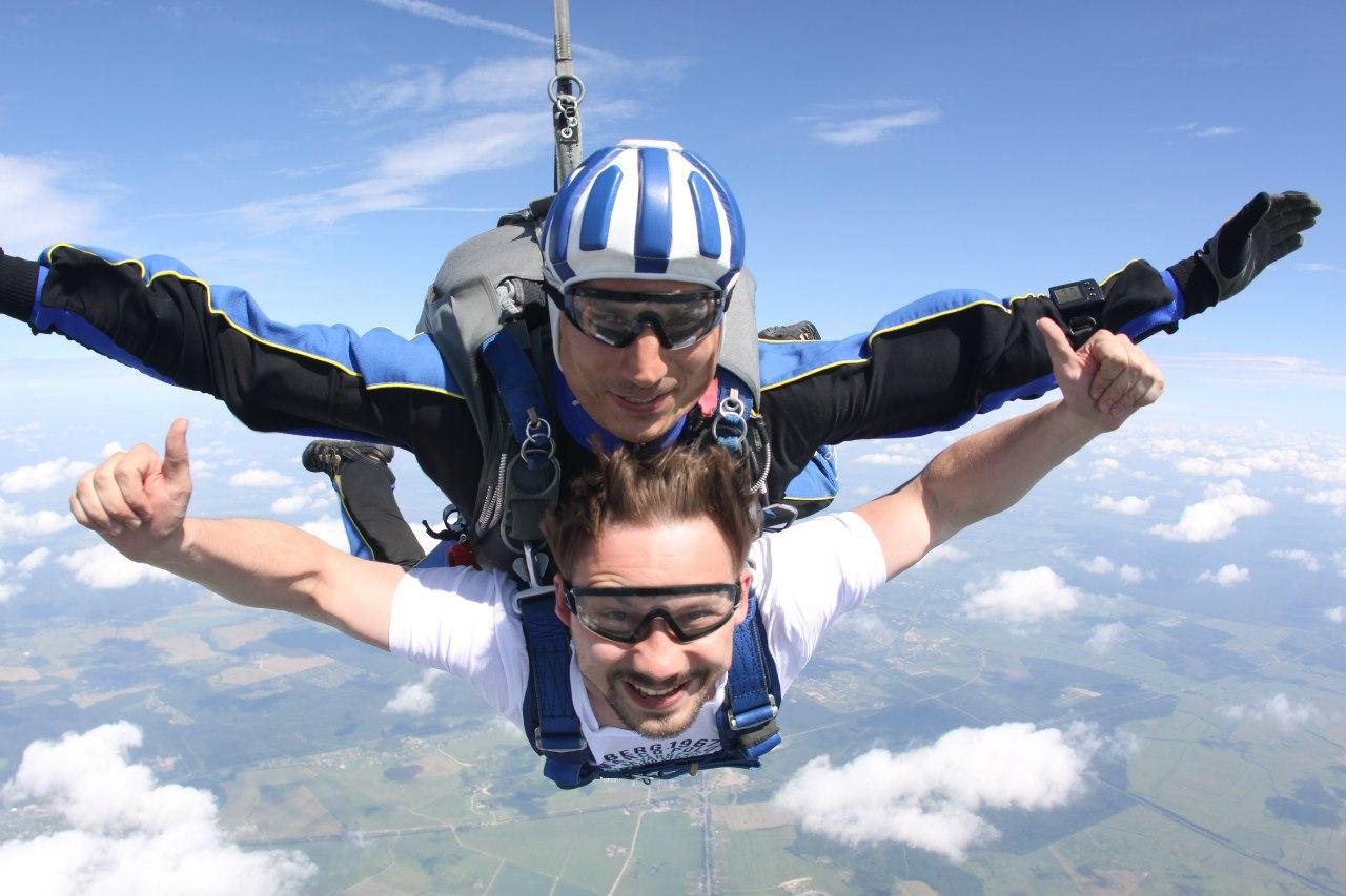 Подарок прыжок с парашютом в санкт-петербурге6