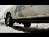 Toyota Land Cruiser Test drive