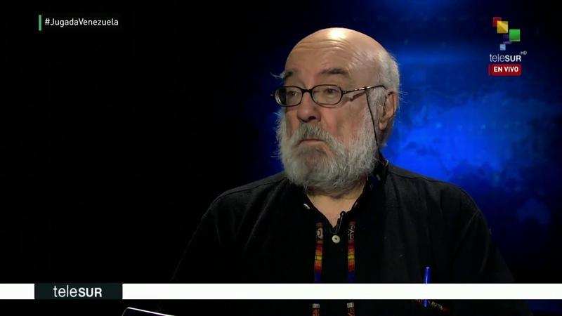 Iñaki Gil: Con manipulación mediática EE.UU. crea líderes telegénicos