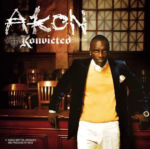 Akon альбом Konvicted