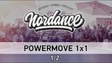 Winger vs Muzhik - 12 - POWER MOVE 1x1 - NORDANCE - MSK - 18.08.18