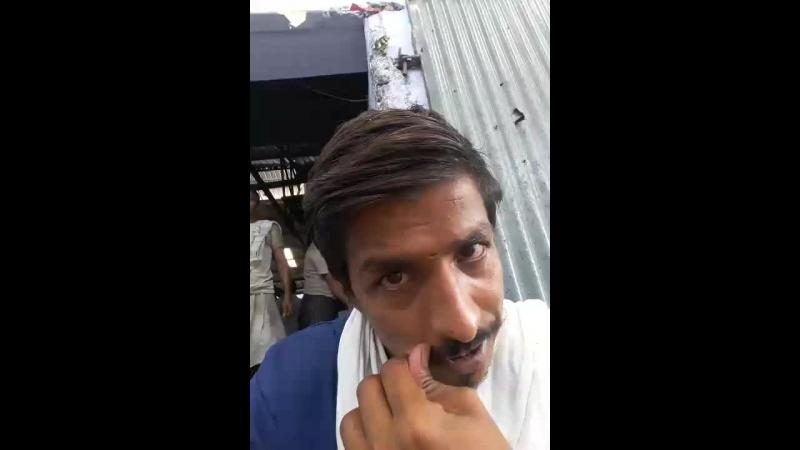 Dev Singh Bechain - Live