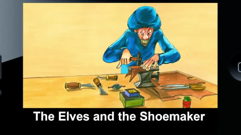 The Elves and the Shoemaker- Learn English