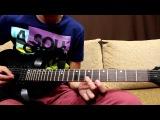 Muse - Plug in baby - как играть на гитаре - how to play on guitar - урок - lesson