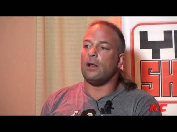 Rob Van Dam on the Death of Louie Spicolli