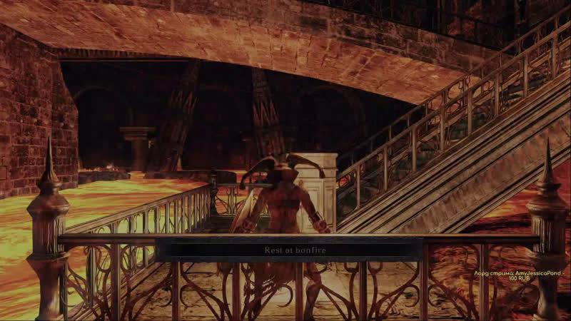 Drunk Souls II: SOTFS. Все боссы