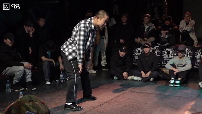 TAI vs TUTAT|Semi @ POP ON BATTLE vol.7|LB-PIX | Danceproject.info