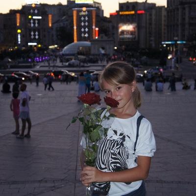 Аня Доброва, 22 ноября 1999, Киев, id181300433