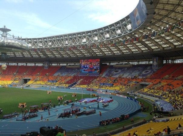 Видео - Чемпионат мира по легкой атлетике 2013 - Москва - День 1 - Утро