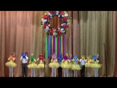 3 Танець Малесенькі долоньки хореографічний колектив Фантазія