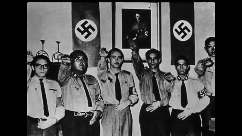 Обыкновенный фашизм.М.Ромм