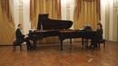 И.С. Бах - Концерт для клавира с оркестром № 5 f-moll, BWV 1056, Largo