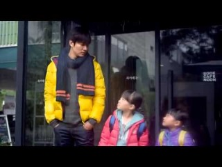 Lee Min Ho for Semir Fall/Winter 2014 - Commercial Micro Film - 17.10.2014