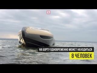 Lexus представил в Майами концепт своей первой морской яхты
