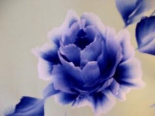 (vk.com/LakomkaVK) Come dipingere la rosa. how to paint a rose , Wie zu malen eine Rose. One stroke