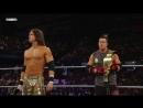 John Morrison MIZ Vs Tommy Dreamer Colin Delaney - Tag Team Extreme Rules Match - ECW 11.03.2008