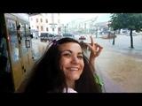 Flood. Belarus.Brest. 12.07.2018.Video by Poita Regina