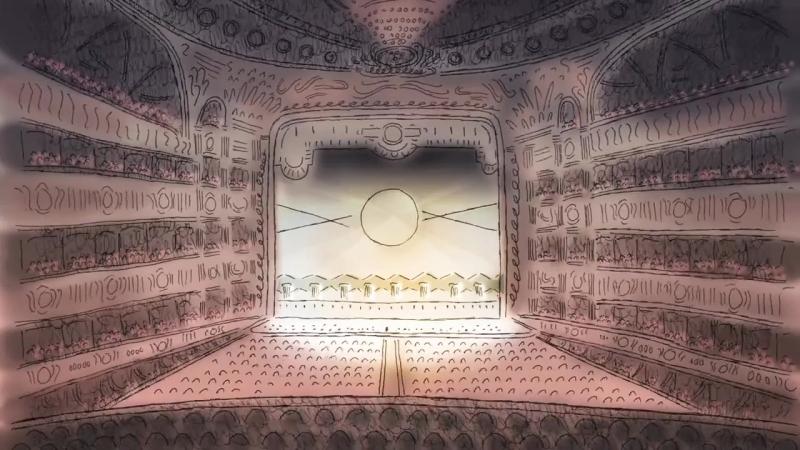 Le ballet - The ballet - Animation Short Film 2012 - GOBELINS