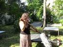 фестиваль Диджериду.Питер.27 июня 2008.Галина Мишина