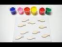 Учим цвета на английском для детей Learn colors
