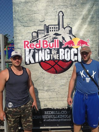 Red Bull King of the Rock Ростов 30 июня