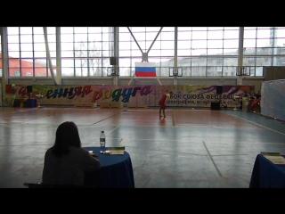 Сеньорки, батон, соло, Комарова Дарья