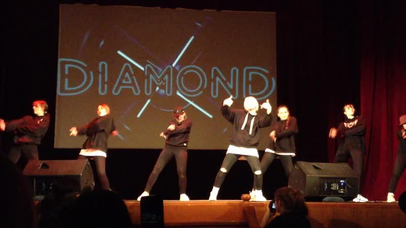 IMG_1801The best cover dance Diamond Bling blinger young