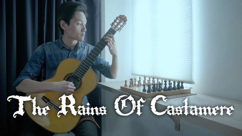 Game of thrones | The Rains Of Castamere - (Guitar cover by HON Ho Nam)
