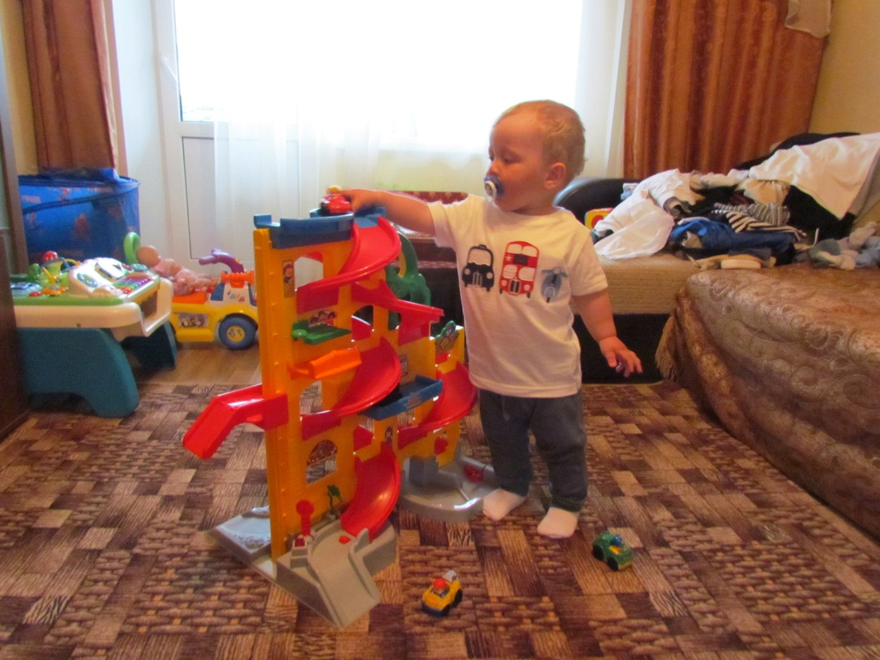 Подарок на день рождения на 2 года мальчику своими руками