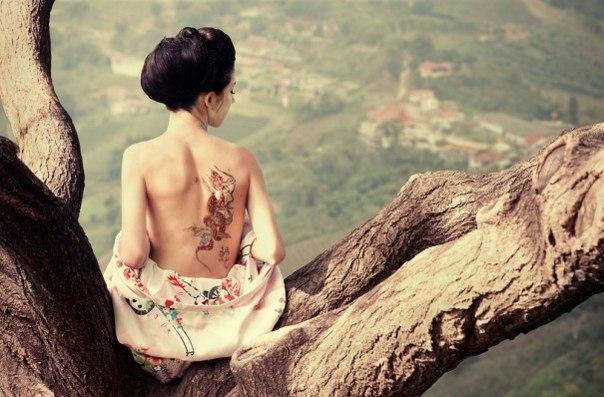 Как татуировки меняют людей
