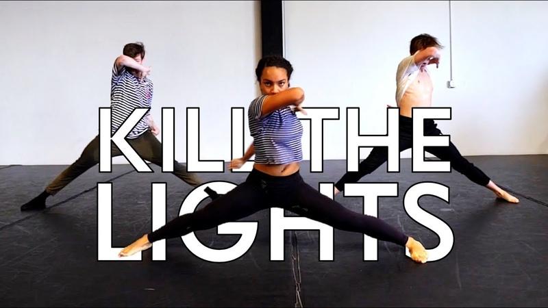 Kill The Lights - Alex Newell, Jess Glynne DJ Cassidy | Brian Friedman Choreography | Brea Space