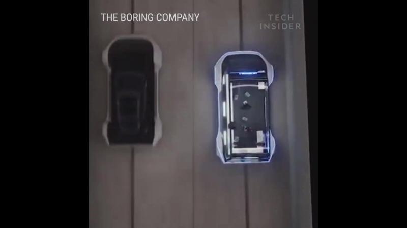 Elon Musks Loop prioritizes pedestrians