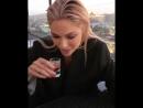 Наталья Рудова отмечает беременность рюмочкой водки и сигареткой 29 06 18