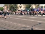 Парад в Рязани