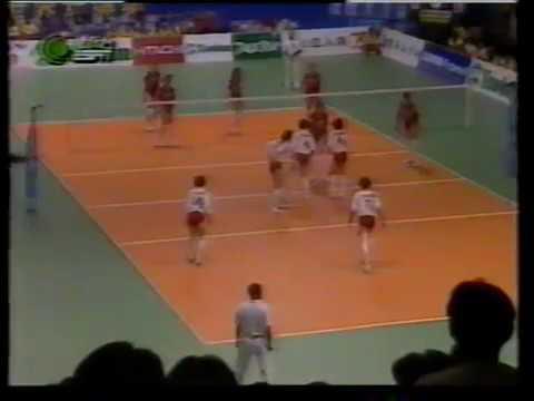 Yevgenya ARTAMONOVA vs. Japan.. '94 GP (Taipe Pool)