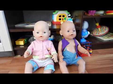 Как Я Играю с Куклой БЕБИ БОН As I Play with the Doll BABY BON