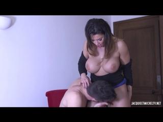 Chloe - jacquieetmicheltv - big tits boobs busty booty milf clit blowjob cumshot handjob камшот минет большая грудь клитор секс