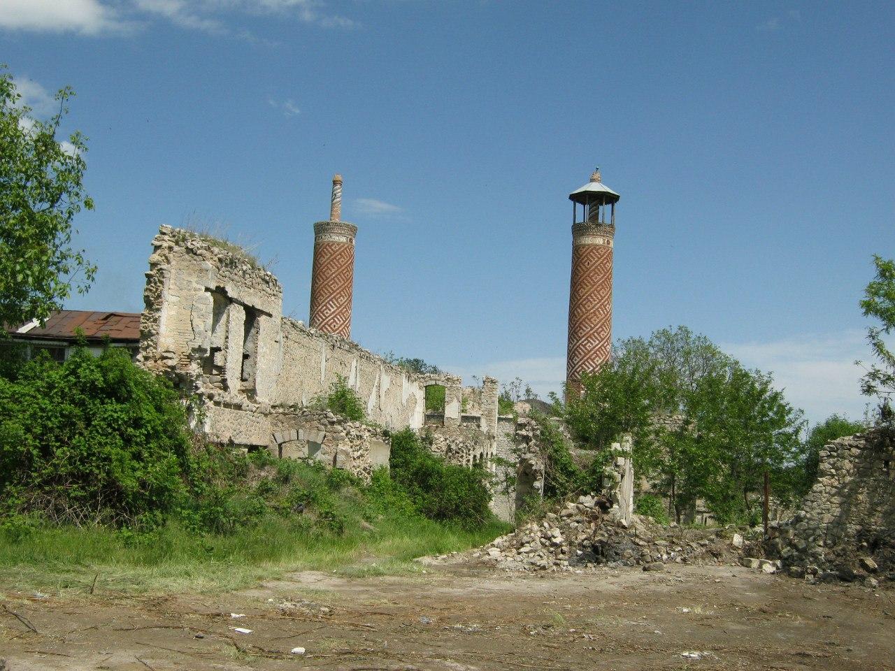 Последствия войны в Карабахе