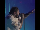 POST MALONE PERFORMING OVER NOW AT CAMP FLOG GNAW CARNIVAL