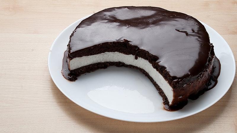 Торт Choco pie. Простой рецепт любимого десерта (ЧОКО ПАЙ)