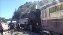 Pilou34 présente train a vapeur des Cévennes