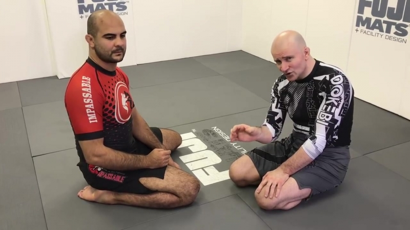 The High Elbow Guillotine by John Danaher