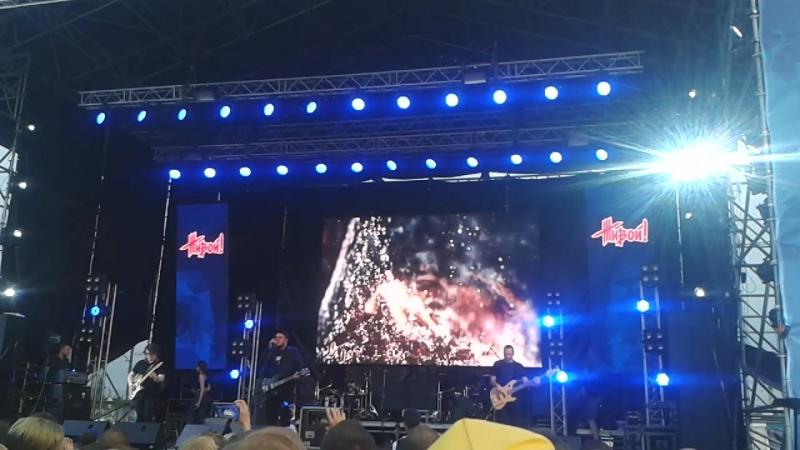 Сергей Бобунец - Глубина, LIVE, SPB, XI Музыкальный Фестиваль ЖИВОЙ, 11.08.2018